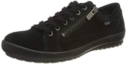 Legero TANARO, Damen Sneaker, SCHWARZ 0000, 40 EU (6.5 UK)