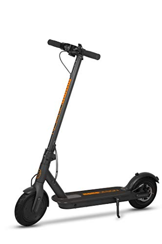 MOMO Design MD-FS851O Elektro-Scooter 8.5 Inch, 350 W, 6 Ah, 36 V, orange/schwarz