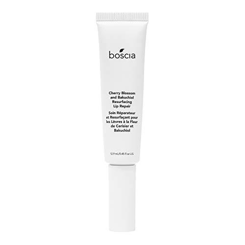Boscia Cherry Blossom and Bakuchiol Resurfacing Lip Repair, 0.45 fl. oz.