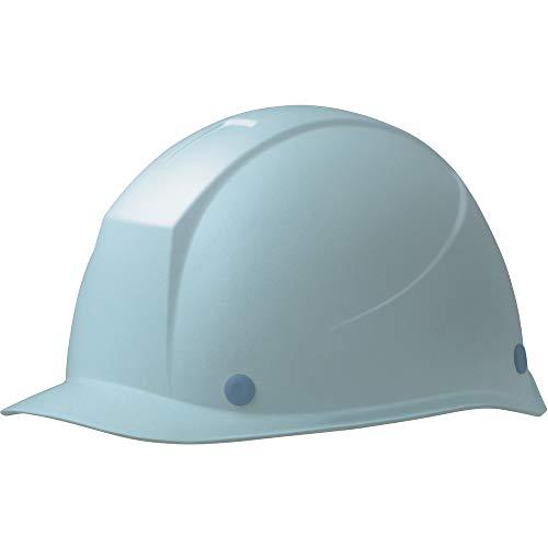 ミドリ安全 ヘルメット 女性用 小サイズ 作業用 FRP製 LSC11F KP付(αライナー) ブルー #5