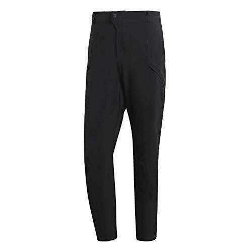 adidas Herren Hike Pants Hose, Negro, 44 Kurz
