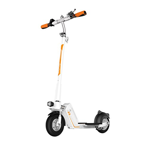Actionbikes AIRWHEEL Z5Plegable S de Scooter eléctrico Patinete eléctrico–Patinete (Ultraleicht Motor de Gran Alcance y Muy Potente de 350W, Weiß