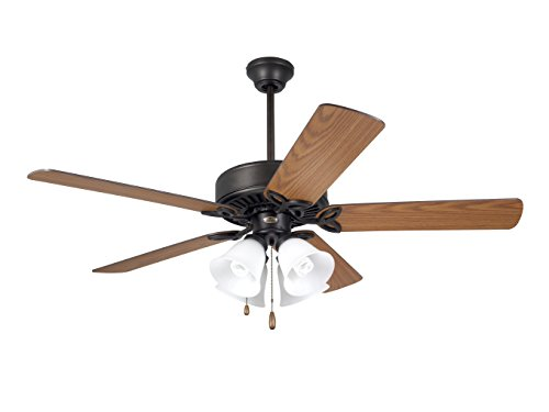 Emerson Ceiling Fans CF711ORB Pro Series II Indoor Ceiling...
