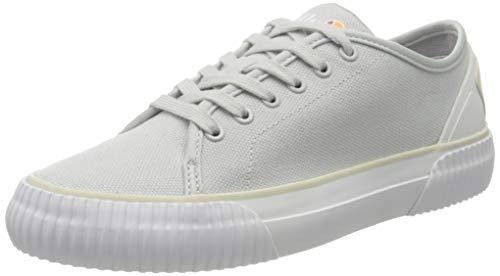 ellesse Damen Tropea Sneaker, Mehrfarbig (Light Grey/White/Off White Lt Gry/Wht/Off Wht), 38 EU