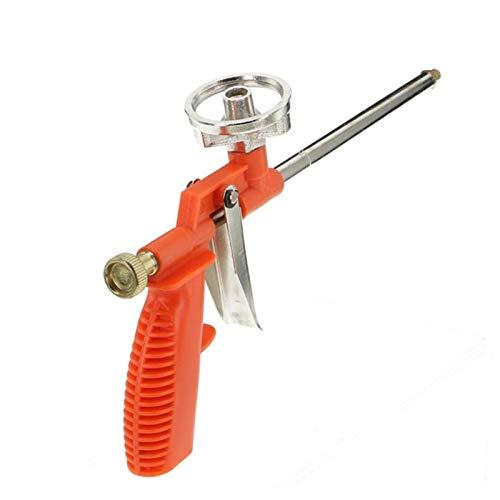 QKFON Pistola de espuma profesional de espuma resistente para calafateo de espuma...