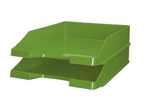 Preisvergleich Produktbild Han 1027-05 Briefablage A4 grün