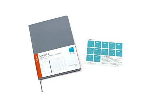 Livescribe 2020 Weekly Planner - Compatible with Aegir and Livescribe 3 Smartpen