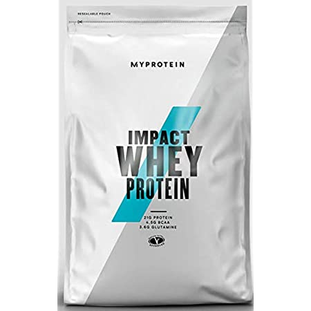 Myprotein マイプロテイン ホエイ・Impact ホエイプロテイン ナチュラルチョコレート 1kg 1Kg