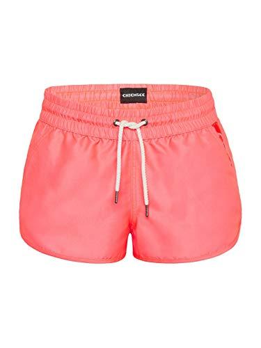 Chiemsee Damen Swimshorts, Neon Pink, S