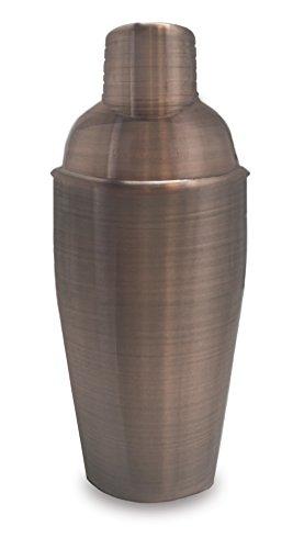 Vin Bouquet FIV 120 Shaker à Cocktail Vintage 700ml, Copper, cuivré, 13,44 cm
