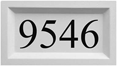 Best stone address signs Reviews