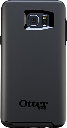 OtterBox SYMMETRY SERIES Case for Samsung Galaxy Note5 - Retail Packaging - BLACK