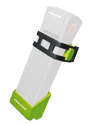 Trelock Zubehör Faltschlösser ZF 200/75 Green Halter für FS 200, grün, 20x8x8cm