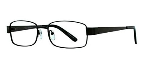 Transitions Bifocal Reading Glasses Clear on Top Blue Block Readers Lined (Black, +3.00)