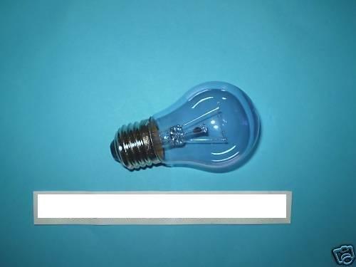 LG Kühlschrank/Gefrierschrank-Lampe 40W ES27gefrostet weiß oder blau je nach Lieferung 6912jb2004e 6912jb2004l