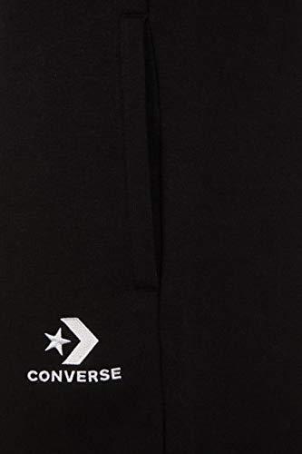 Converse Star Chevron EMB Short Black - Herren-Shorts, schwarz (schwarz) - 4
