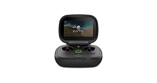 GoPro Karma Controller - Controlador para dron Karma, Color Negro