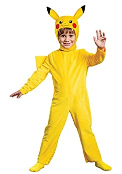 Disguise The Pokemon Toddler Pikachu Classic Costume 3T/4T
