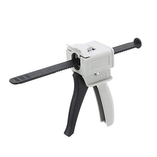 Jill Ernest Band Leimgerät Klebstoffspender Einkomponenten-Kleber Dispensing einzige flüssige Handgriff for Cartridge 55cc Haus und Industrie