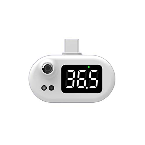 somubi USB Handy Thermometer USB Smart Thermometer Tragbar Mini Handy Thermometer