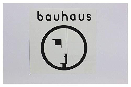 Aufkleber Bauhaus #02 - in 3 Größen