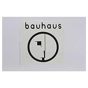 Aufkleber Bauhaus #02 – in 3 Größen