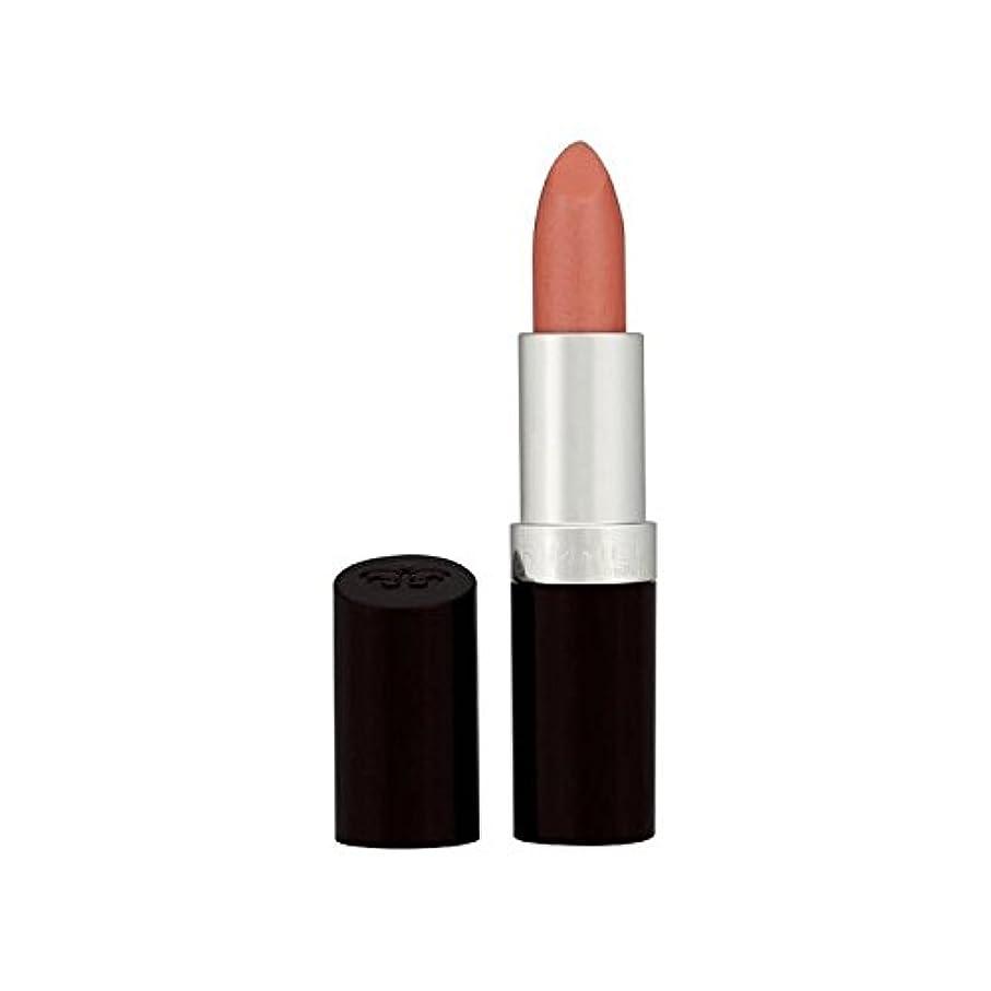 海嶺ポルノ手がかりリンメル持続的な仕上げの口紅ヌードピンク206 x2 - Rimmel Lasting Finish Lipstick Nude Pink 206 (Pack of 2) [並行輸入品]