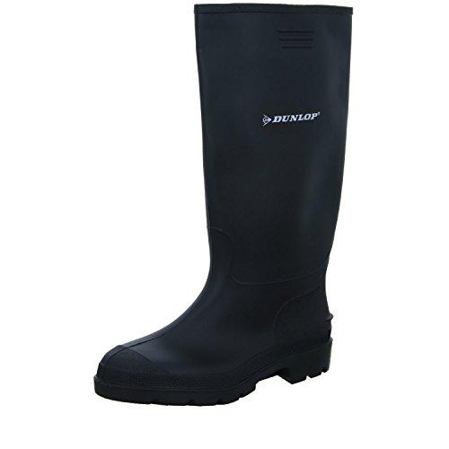 Dunlop Herren Stiefel, Schwarz, 42 EU