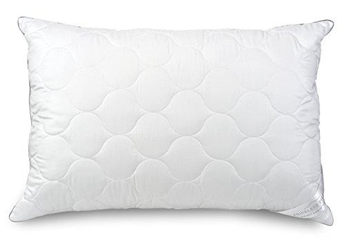Priceless Pillow Luxury Pillow - Standard/Queen Sized Soft Fill 100% Tencel Fabric, Hypoallergenic, Virgin Gel Fibers, Ultra Comfortable.