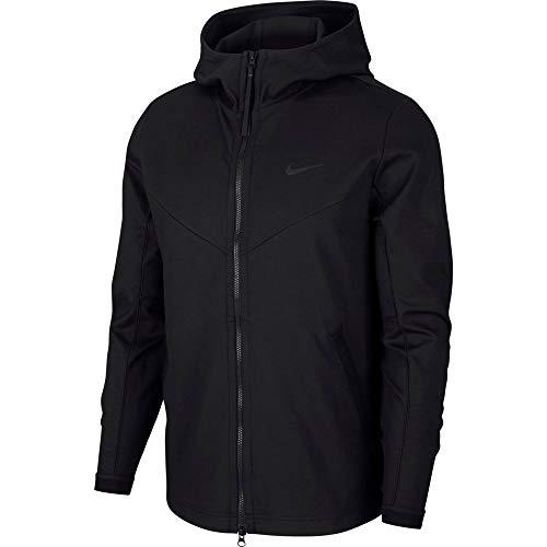 Nike Mens NSW Tech Pack Jacket Hoodie Full Zip Knit BV4489-010 Size 2XL