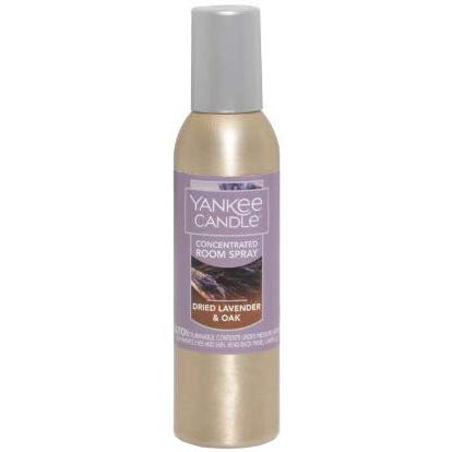 Yankee Candle Dried Lavender & Oak Concentrated Room Spray 1.5 Ounce