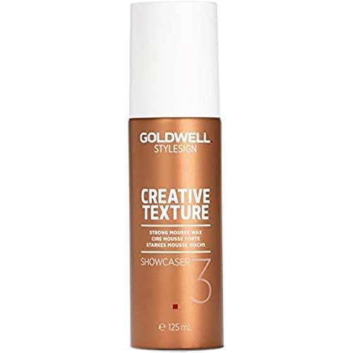 Goldwell Sign Showcaser, Frisier-Creme & Wach, 125 ml, 1er Pack, (1x 125 ml)