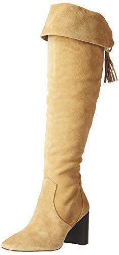 Karl Lagerfeld Paris Razo Overknee-Stiefel für Damen, (Krepp), 39 EU