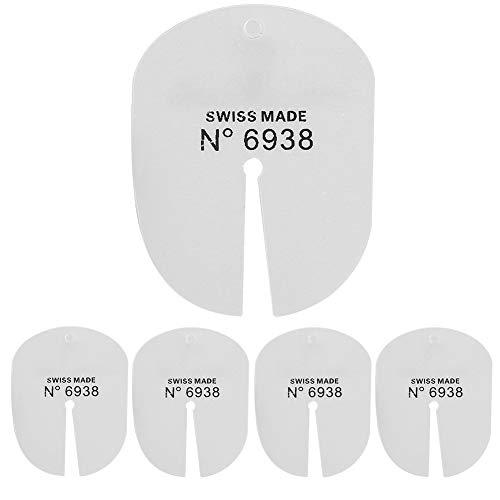 5 PC Uhr Vorwahlknopf Schutz für das Entfernen des Reparatur Armbanduhr Zeiger Uhrmacher Werkzeugs
