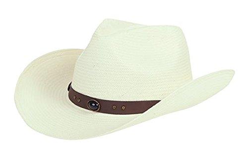 HKM 2775 Westernhut Phoenix, Cowboyhut Cowboy Western Hut, Unisex 59