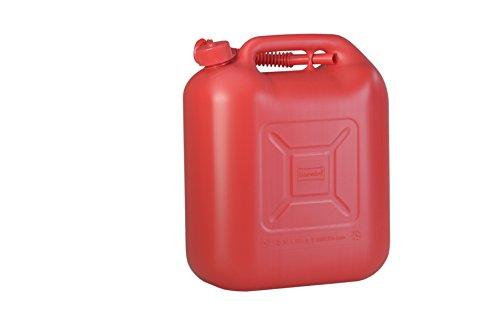 Preisvergleich Produktbild Kraftstoff-Kanister 813530 STANDARD für 20l für Benzin,  Diesel und andere Gefahrgüter,  UN-Zulassung,  made in Germany,  TÜV-geprüfter Produktion,  rot