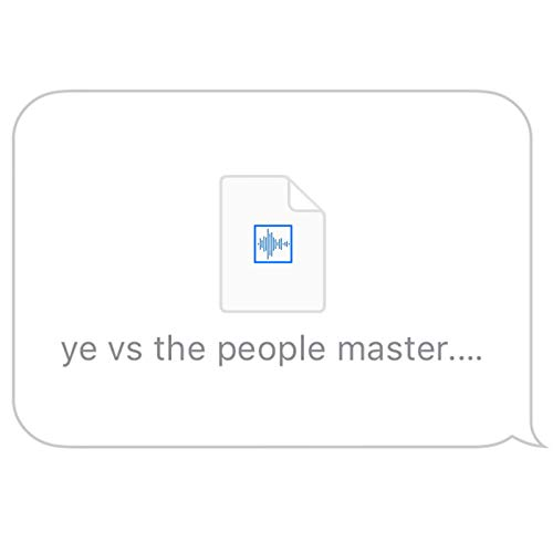 Ye vs. the People (starring TI as the People) [Explicit]