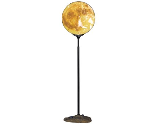 Lemax - Lighted Village Moon, Battery-Operated (4.5v)