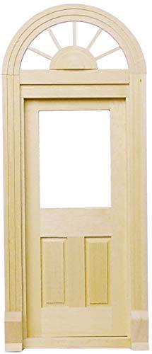 Maison De Poupées Miniature 1/12 Élégant Palladian Porte 6015