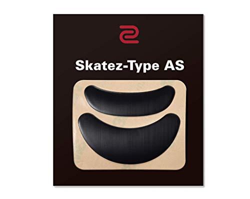 BenQ ZOWIE Skatez-Type AS Piedini Mouse per E-Sport, Compatibile con Modello ZA13 [Vecchio Modello]