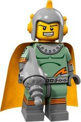 LEGO Collectible Minifigures Series 17 71018 - Retro Spaceman [Loose]