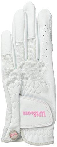 Wilson Womens Advantage Left Hand Golf Glove, Small