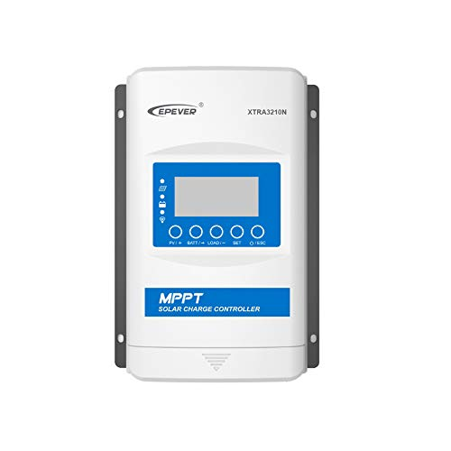 EPEVER® MPPT XTRA 30A Solar Laderegler charge controller XTRA3210N XDS2, 12V/24V auto work, PV 100V (XTRA3210N XDS2)