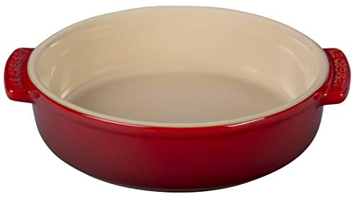 ル・クルーゼ(Le Creuset) 深皿 タパスディッシュ 14 cm レインボー 耐熱 耐冷 電子レンジ オーブン 対応 5個 入り 【日本正規販売品】