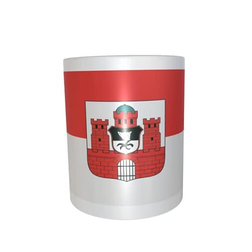 U24 Tasse Kaffeebecher Mug Cup Flagge Bad Kissingen
