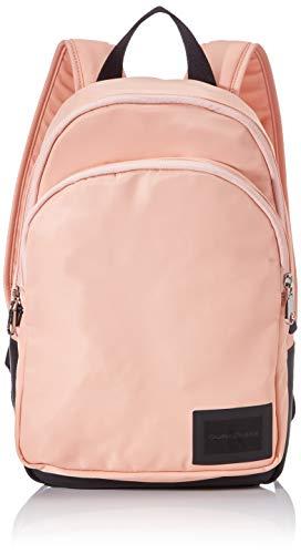 Calvin Klein Damen Ckj Sleek Nylon Campus Bp 35 Rucksack, Pink (Pale Peony), 1x1x1 cm