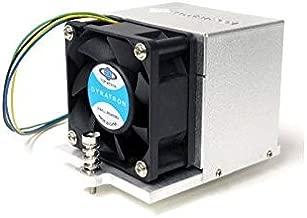 Dynatron F661 2U Active Side Fan CPU Cooler for AMD Socket F 1207 C32