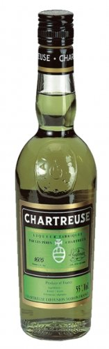 Chartreuse grüner Kräuterlikör