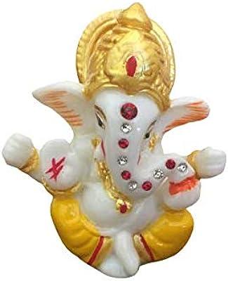 MAASC Ganesha Murti for Car Dashboard (MRT-2)