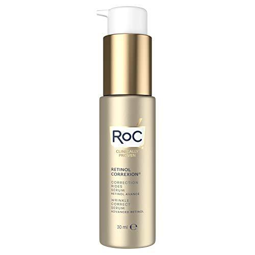 RoC - RETINOL CORREXION Serum antiarrugas - Antiarrugas y envejecimiento - Hidratación reafirmante - RoC pure Retinol - 30 ml